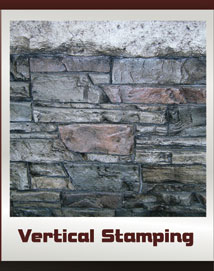 vertical stamping services